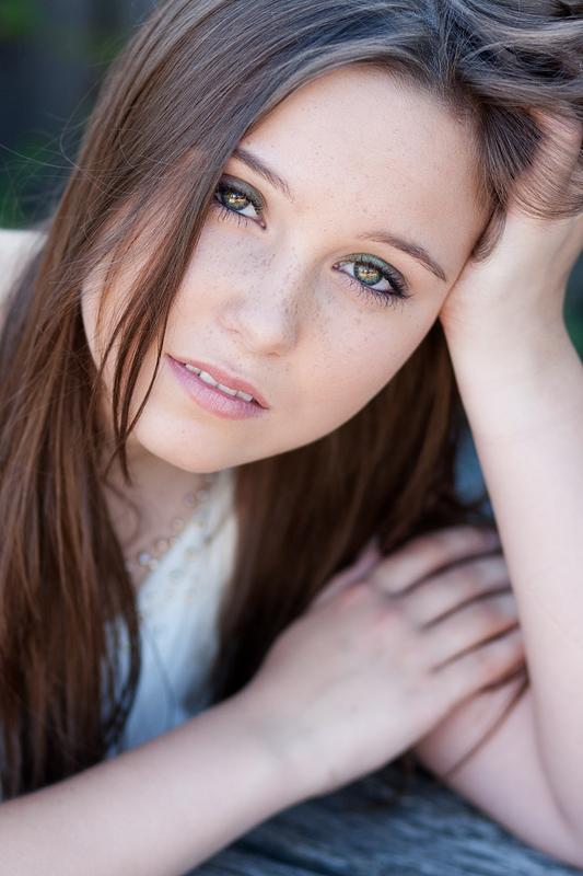 Foto zum Blogartikel - Portraitshooting mit Julia