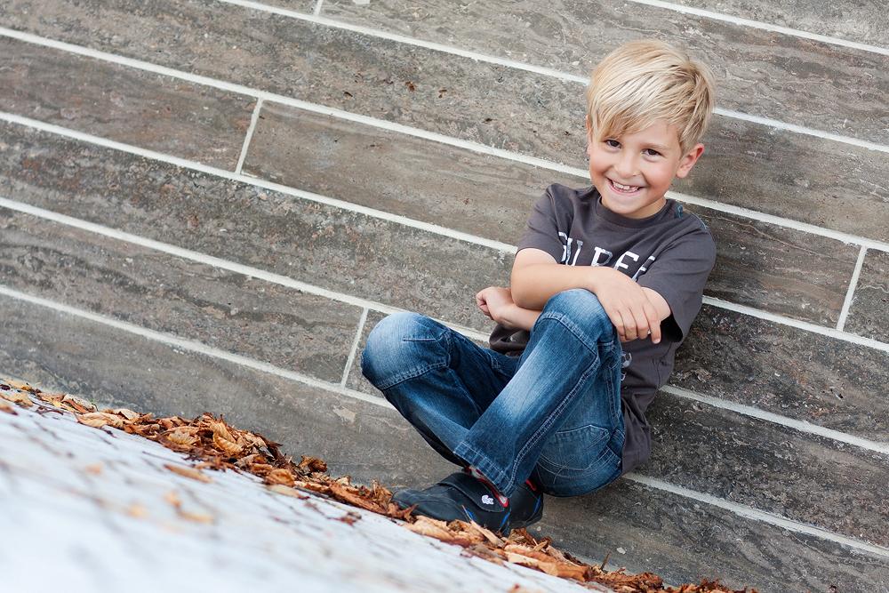 Foto zum Blogartikel - Kleiner Knirps - Mein Neffe Nico
