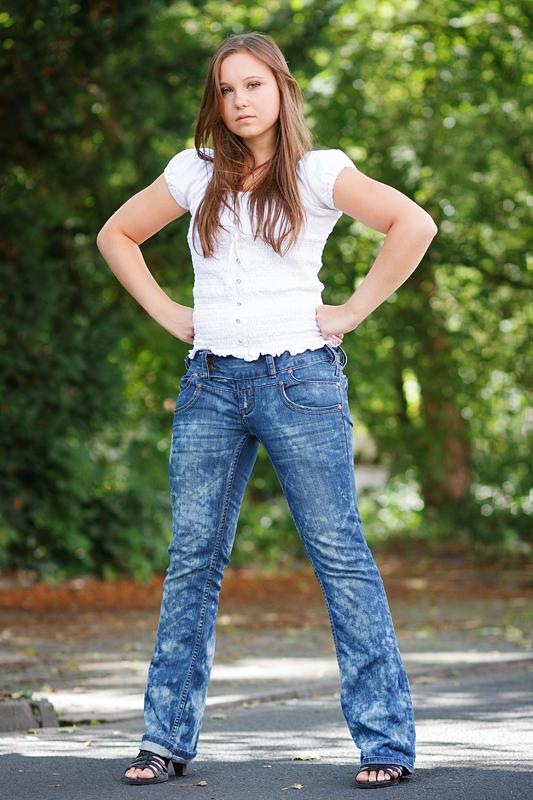Foto zum Blogartikel - Zweite Fotosession mit Model Julia