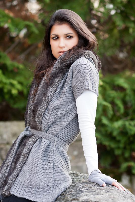 Foto zum Blogartikel - Locationtest mit Model Soraya