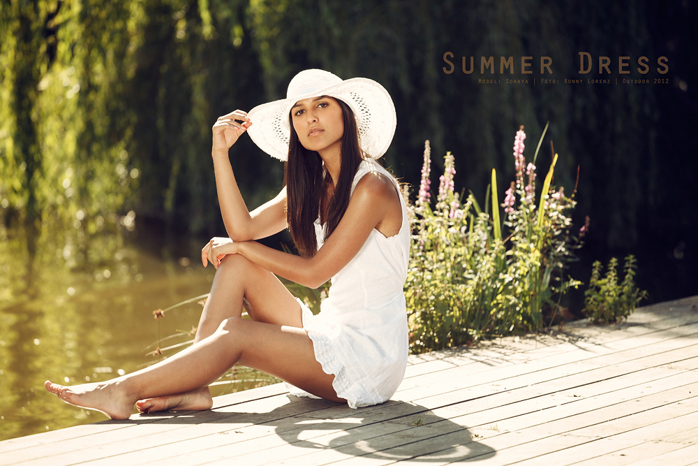 Foto zum Blogartikel - Summer Dress