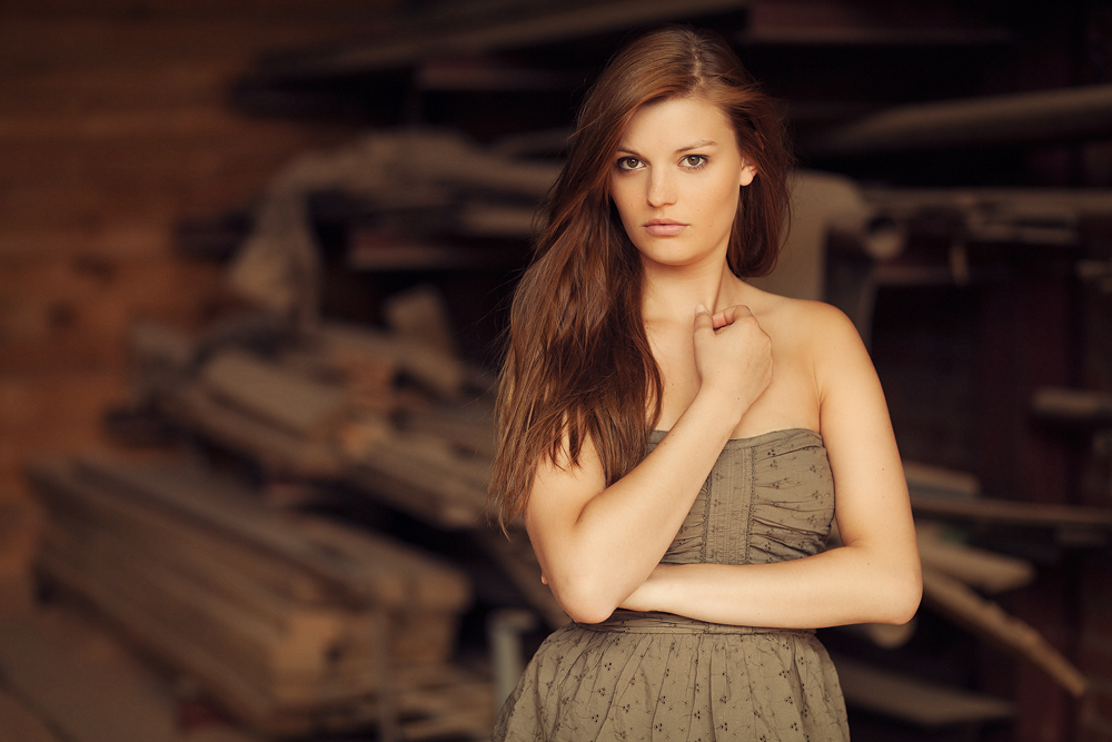 Blogartikel - Portraitshooting mit Luisa