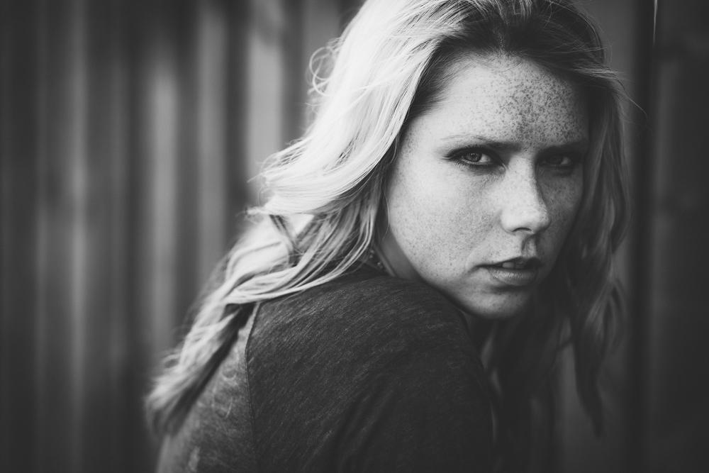 Foto zum Blogartikel - Portraitaufnahmen von Model Alla