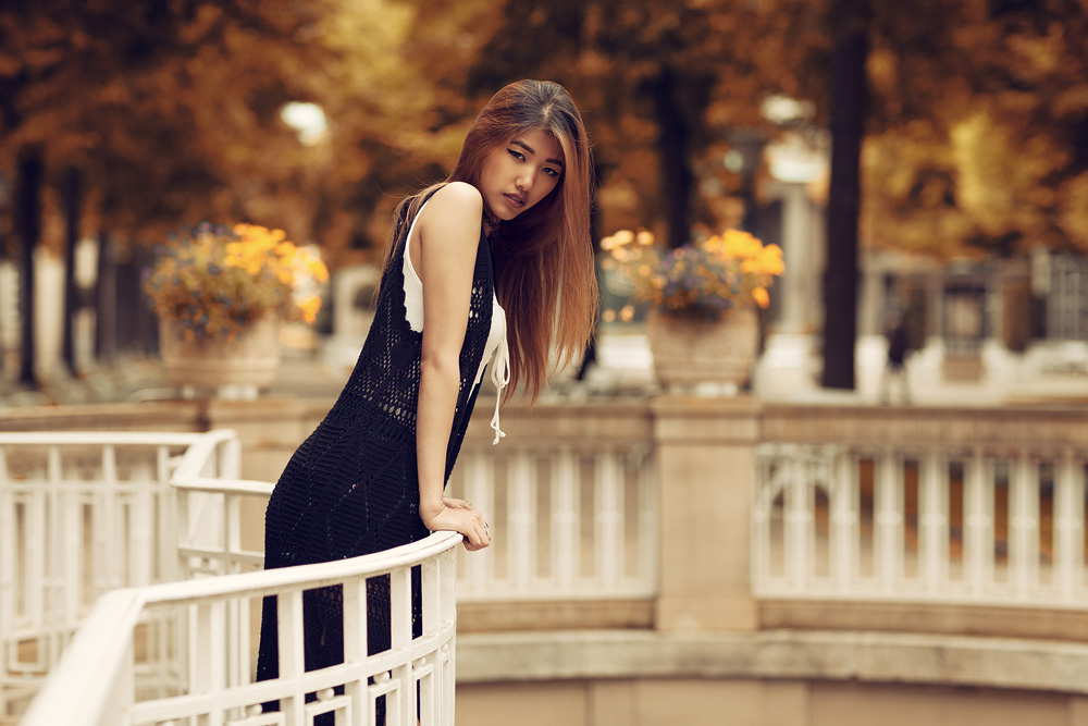 Portrait von Trang - Ronny Lorenz | Fotograf in Fulda