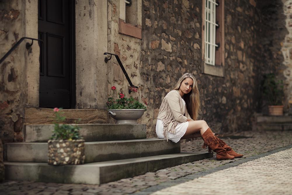 Foto zum Blogartikel - Kristina - Zum zweiten mal vor meiner Kamera