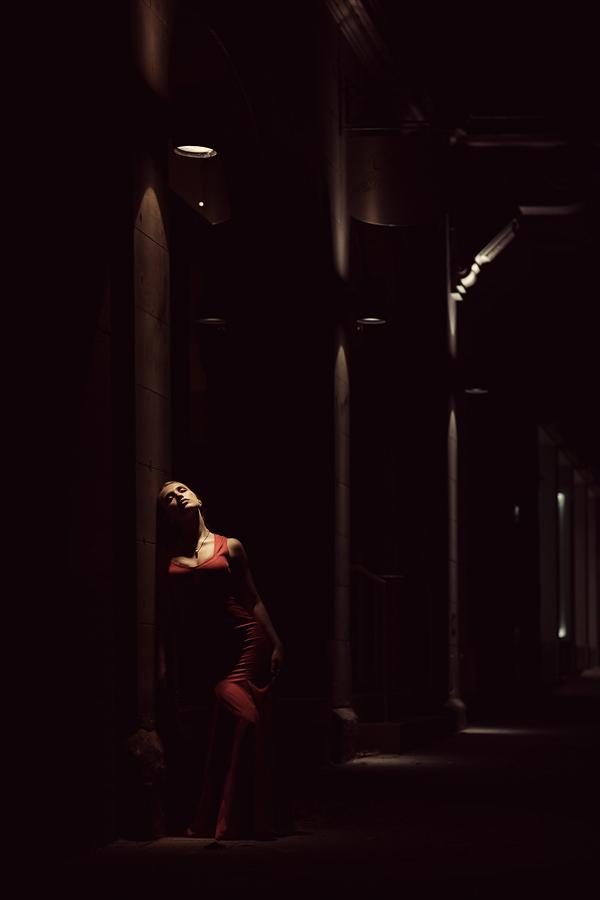 Foto zum Blogartikel - Geplantes Nachtshooting mit Julia