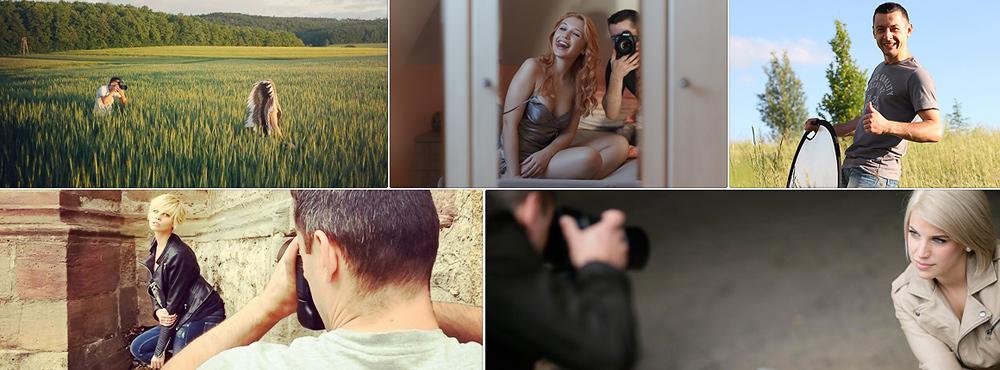 Hinter den Kulissen von Ronny Lorenz Photography
