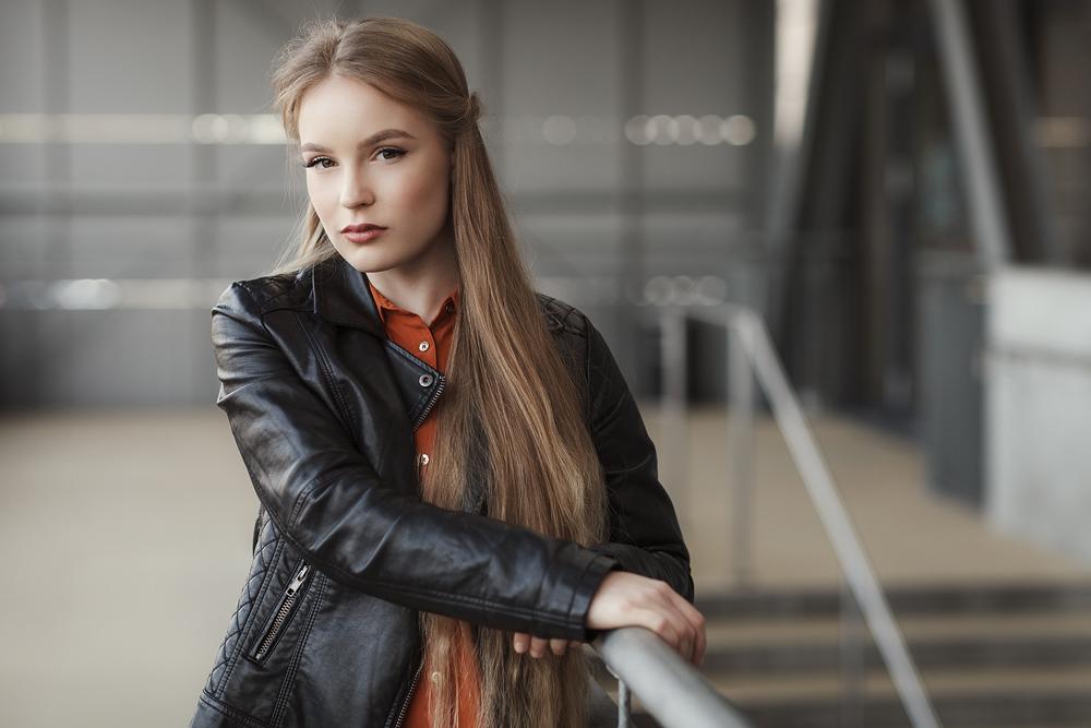 Portrait von Samira