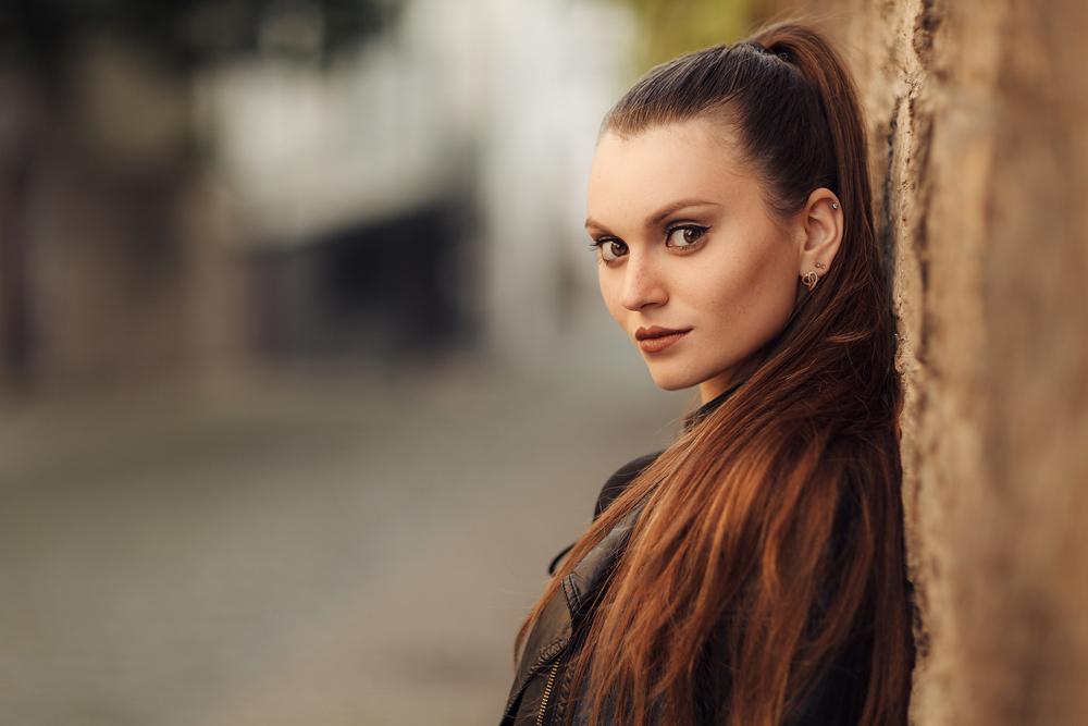 Portrait von Anna in Fulda