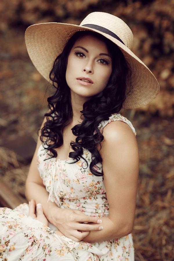Portrait von Natalie