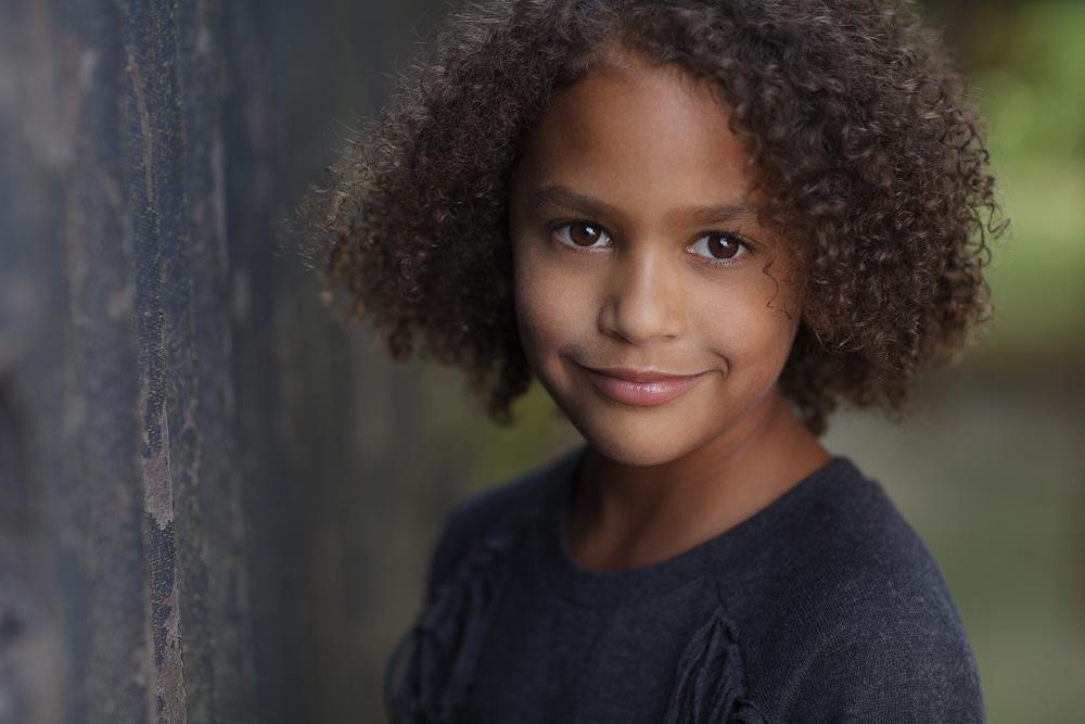 Portrait von einem Kind