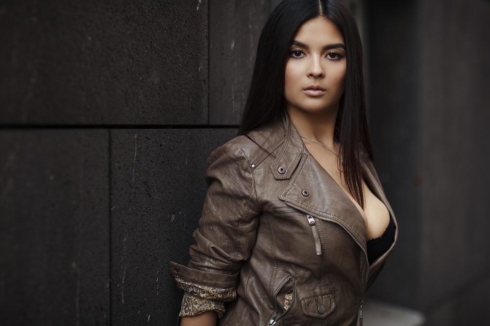 Portrait von Vanessa
