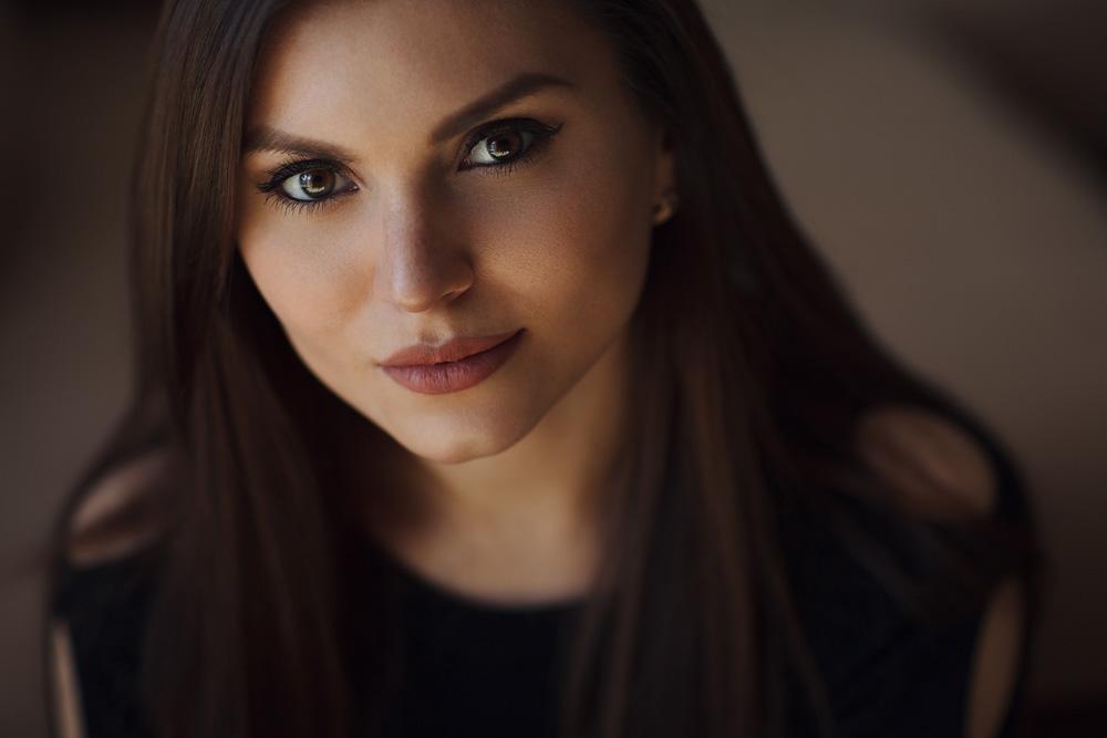 Portrait mit natürlichen Licht