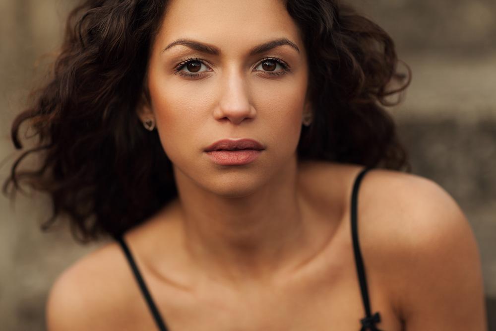 Portrait von Derya