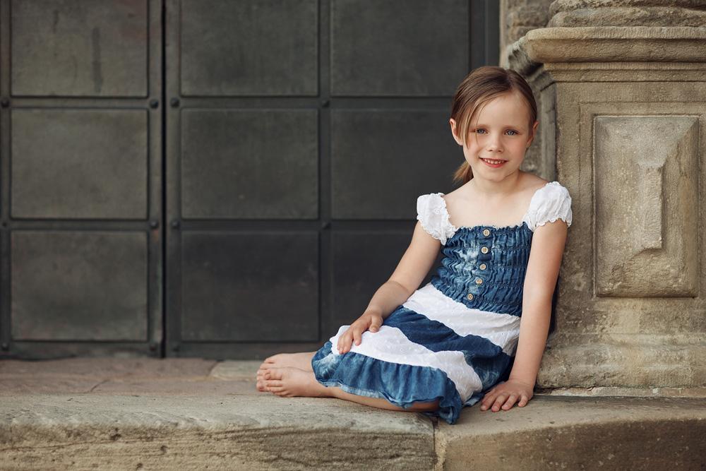 Portraitaufnahme von Fabienne