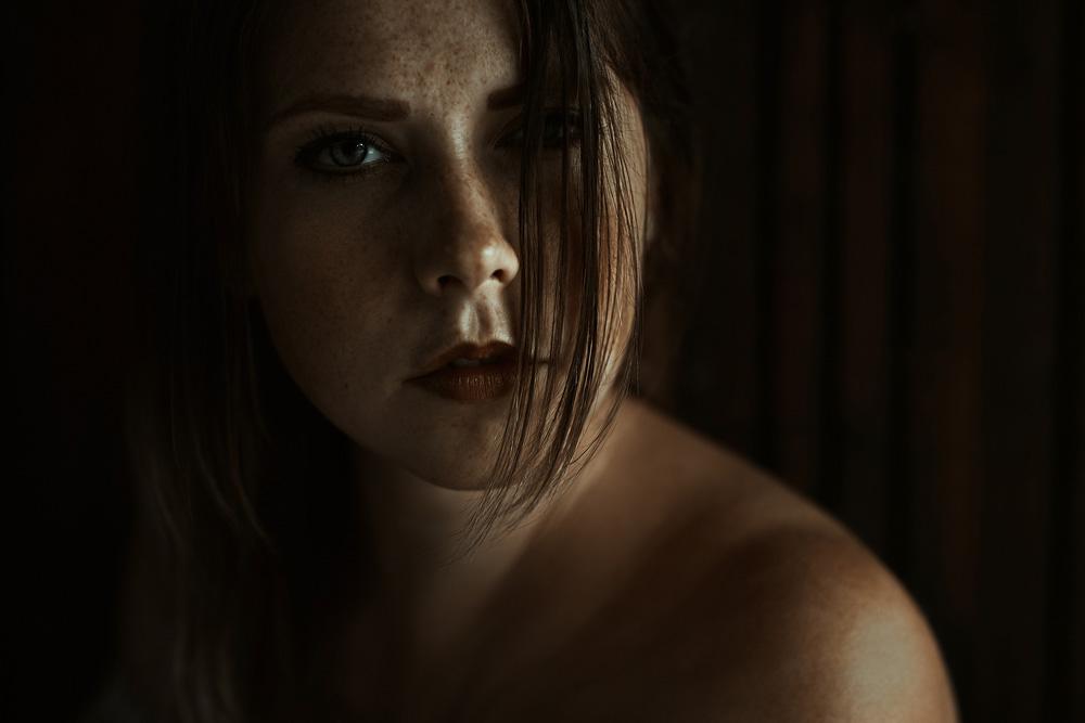 Portrait von Alla