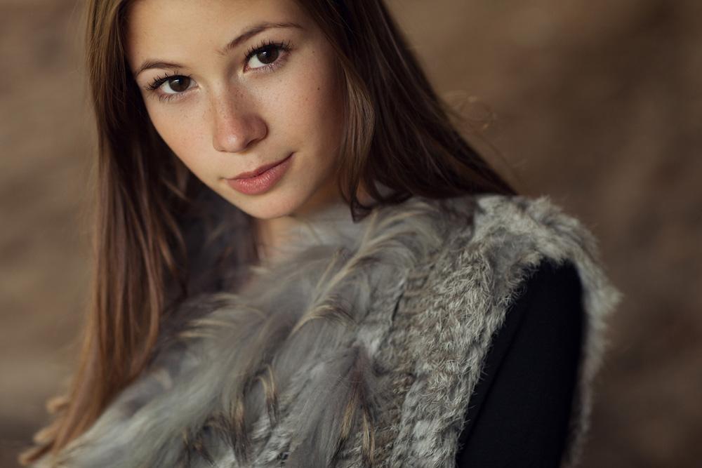 Portrait von Felicia