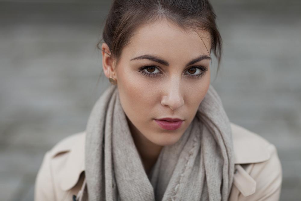 Portrait von Sarah
