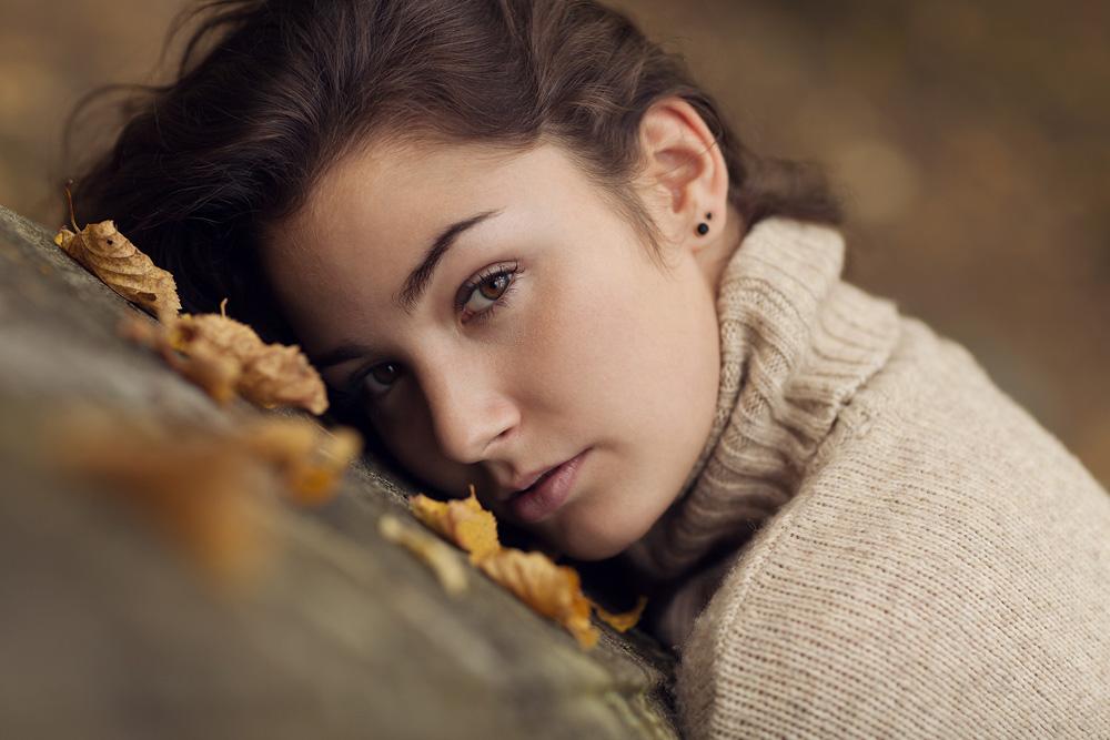 Portrait von Theresia