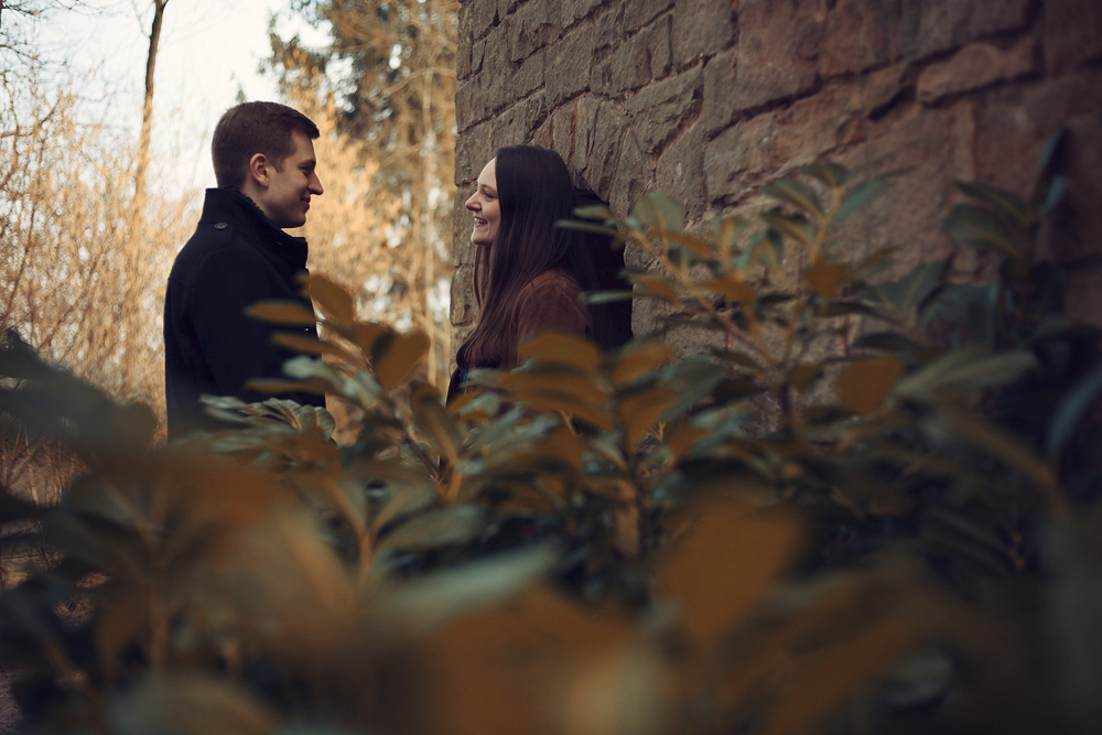 Paarfotos mit Maria & Kevin - Unterwegs in Loheland