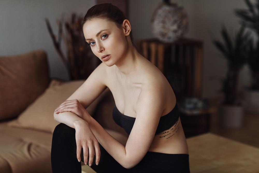 Portrait von Rebecca