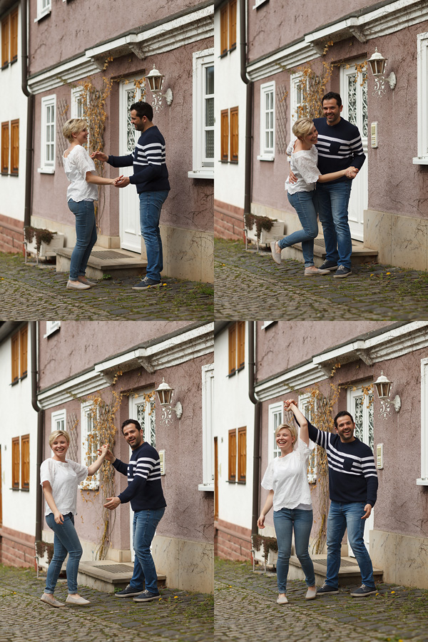 Lisa & Andreas - Paarshooting am Frauenberg in Fulda