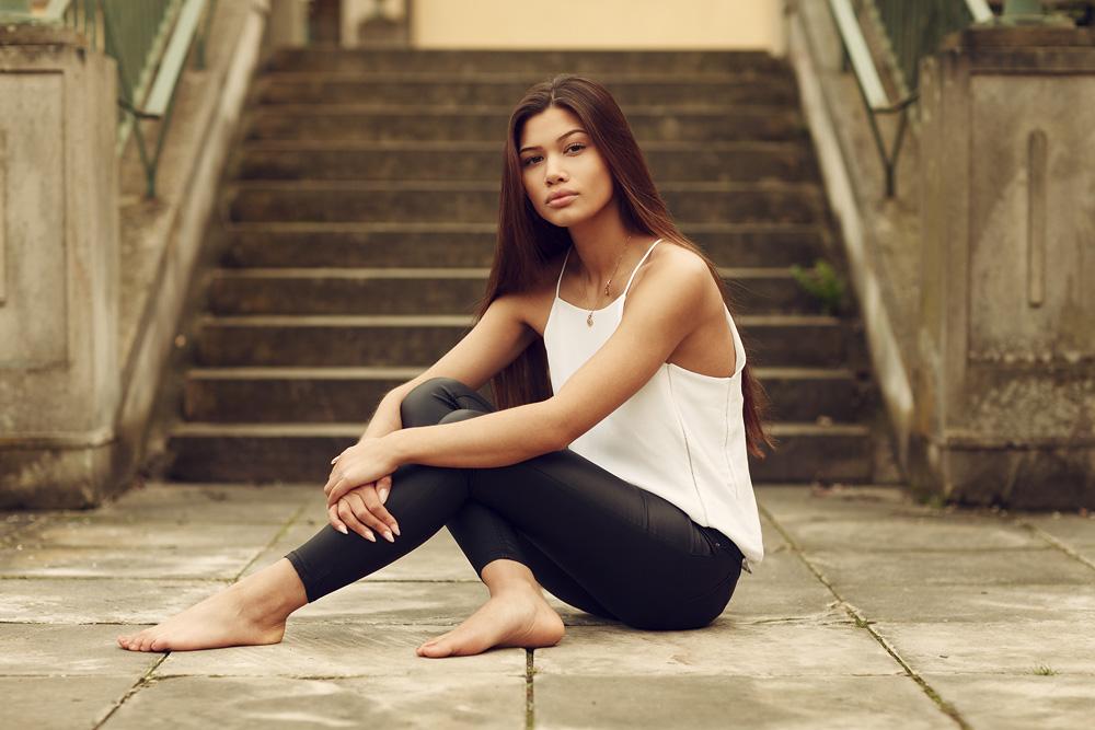 Portrait von Marisa