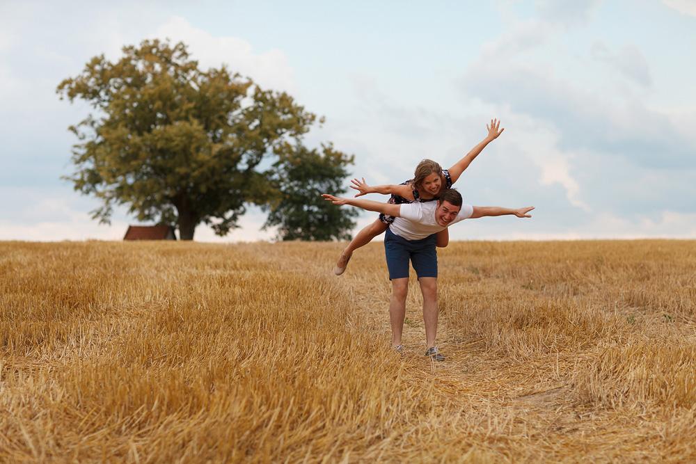 Glücklich zusammen - Zusammen glücklich